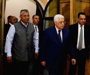 Palestinian President visits C-DAC