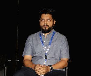 Panaji :IFFI 2017  - Karan Anshuman -  Digital Space Panel Discussion