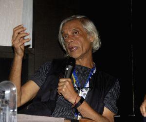 Panaji :IFFI 2017  - Sudhir Mishra -  Digital Space Panel Discussion