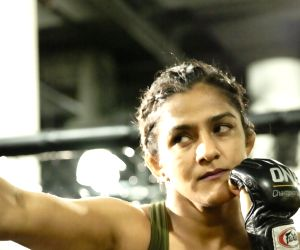 Pandemic made me stronger, says MMA star Ritu Phogat
