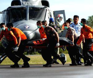 INDONESIA PANGKALAN BUN AIRASIA  DEBRIS