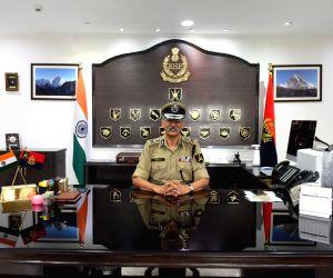 Pankaj Kumar Singh takes over as new BSF chief