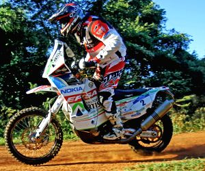Guarani Challenge of the Dakar Series