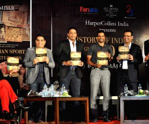 "A History of Indian Sport Through 100 Artefacts"" - book launch"