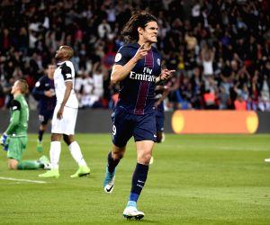 FRANCE PARIS SOCCER LIGUE 1 PSG VS EAG