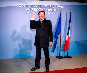 FRANCE-PARIS-MIDDLE EAST PEACE CONFERENCE