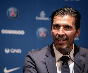 FRANCE-PARIS-FOOTBALL-PARIS SAINT GERMAIN-GIANLUIGI BUFFON