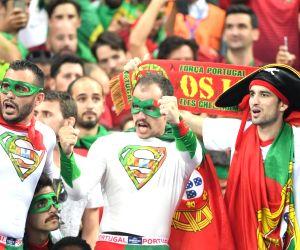 FRANCE PARIS SOCCER EURO 2016 FINAL FRANCE VS PORTUGAL FANS