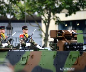 France celebrated National Day with a grand parade, which was participated by troops from 80 nations