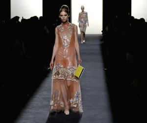 FRANCE PARIS FASHION HAUTE COUTURE FENDI
