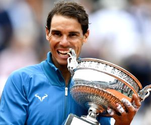 Nadal confident ahead of Wimbledon
