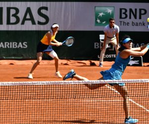 FRANCE PARIS TENNIS FRENCH OPEN DAY 8