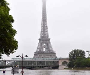 FRANCE PARIS FLOOD
