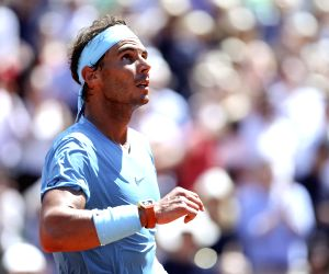 Nadal, Munar complete pre-Wimbledon training on grass courts