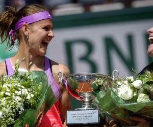 FRANCE PARIS TENNIS WOMEN'S DOUBLE FINAL