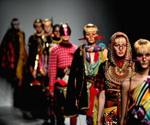 FRANCE PARIS FASHION WEEK MANISH ARORA
