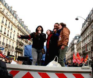FRANCE-PARIS-LABOR CODE-PROTEST