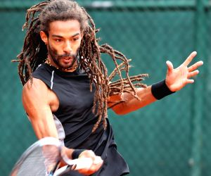 FRANCE-PARIS-TENNIS-ROLAND GARROS 2016-DAY 2 -Dustin Brown