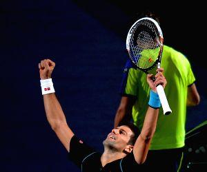 BNP Paribas 2013 Masters Tennis tournament in Paris