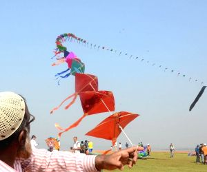 26th edition of International Kite festival