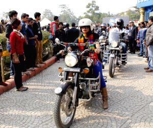 Urban Winter Festival 2014' - Bike Rally
