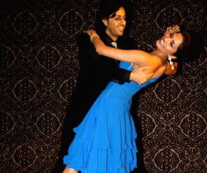 Parvathy Omnakuttan at Sandip Soparkar world dance day bash.