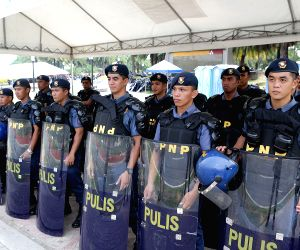 PHILIPPINES PASAY CITY ASEAN SUMMIT SECURITY