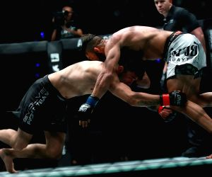PHILIPPINES-PASAY CITY-MARTIAL ARTS-ONE CHAMPIONSHIP