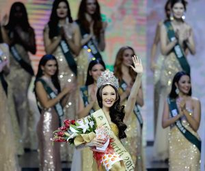 THE PHILIPPINES-PASAY CITY-MISS EARTH 2017