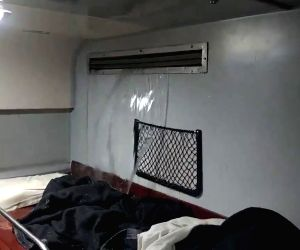 Passengers of the Bengaluru-Danapur Sanghmitra Express had appealed to Railway Minister Piyush Goyal for help after a stream of water started flowing in from the air conditioning vents of their coach. The problem was rectified by a Railways team with