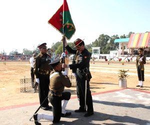 General Dalbir Singh at Mamun Military Station
