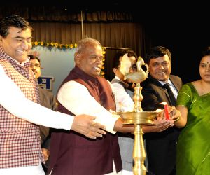 Bihar CM during a programme on World Toilet Day