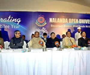 Bihar CM at Nalanda Open University