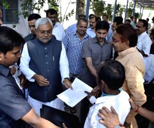 Nitish Kumar's Janata Durbar