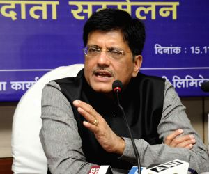 Piyush Goyal's press conference