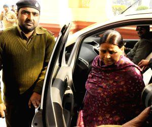 Rabri Devi at Bihar Legislative Council