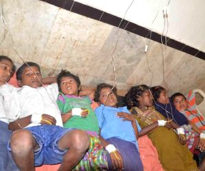 Hajipur :  Thirty children fall ill after mid-day meal in Bihar