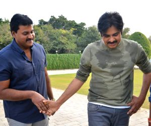Pawan Kalyan launched the teaser of Two Countries