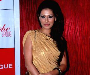 Payal at Red Ant Cafe launch at Bandra.