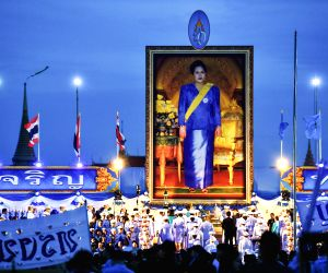 THAILAND BANGKOK QUEEN SIRIKIT BIRTHDAY CELEBRATION