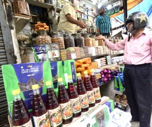 Ramadan shopping amid lockdown