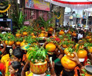Bonalu festival