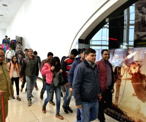 "People leave after watching ""Padmaavat"