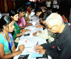 Income Tax mela organised at Palace Grounds