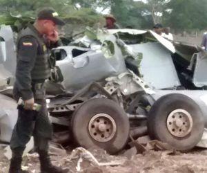 COLOMBIA-AGUSTIN CODAZZI-PLANE CRASH