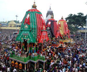 'Nabakalebar Rath Yatra'
