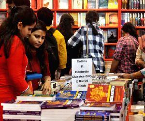 Last day of Kolkata Book Fair