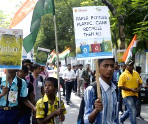 World Environment Day - rally