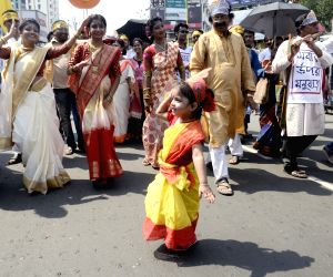 Bengali New Year celebrations - Mangal Shobhajatra