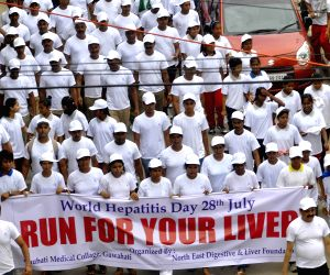 'Run For Your Liver'